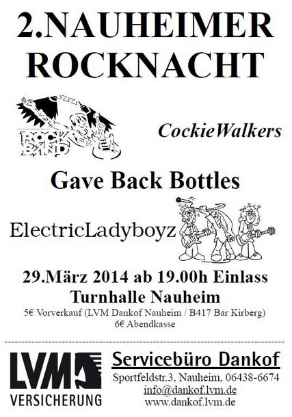 2. Nauheimer Rocknacht