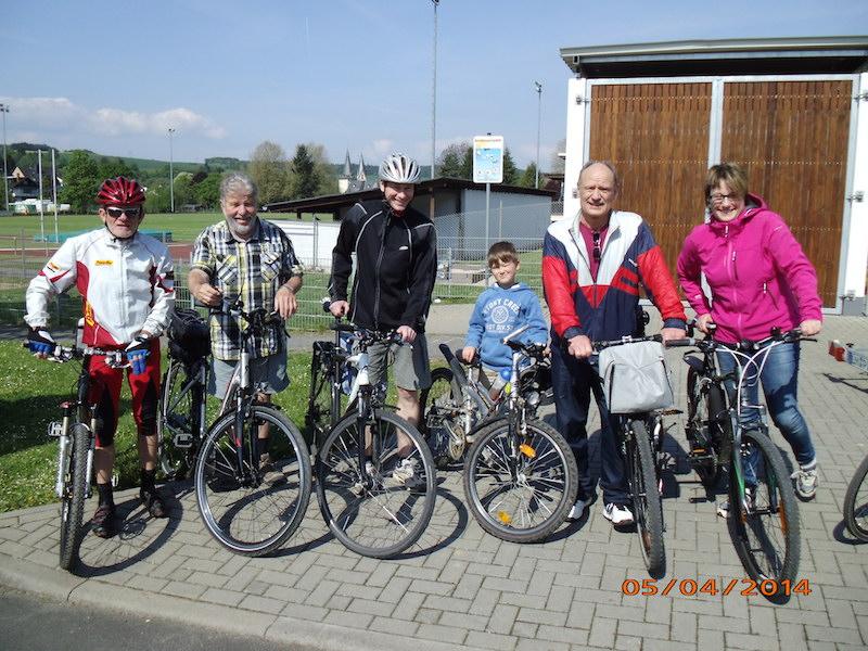 Aktionstag Radfahren 2014